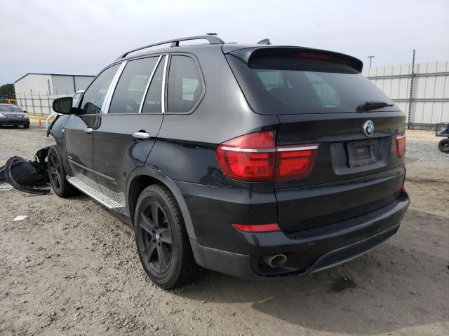 2012 BMW X5 XDRIVE3 - Right Front View