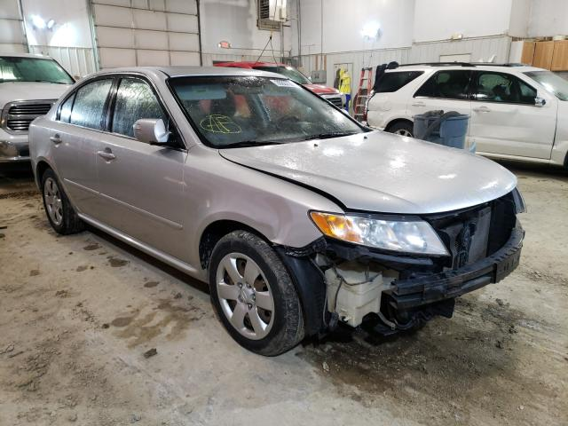 Salvage cars for sale from Copart Columbia, MO: 2009 KIA Optima LX