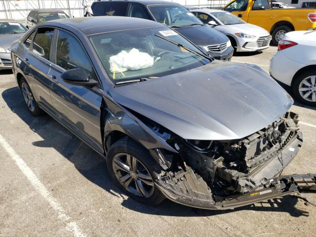 Salvage cars for sale from Copart Rancho Cucamonga, CA: 2019 Volkswagen Jetta S