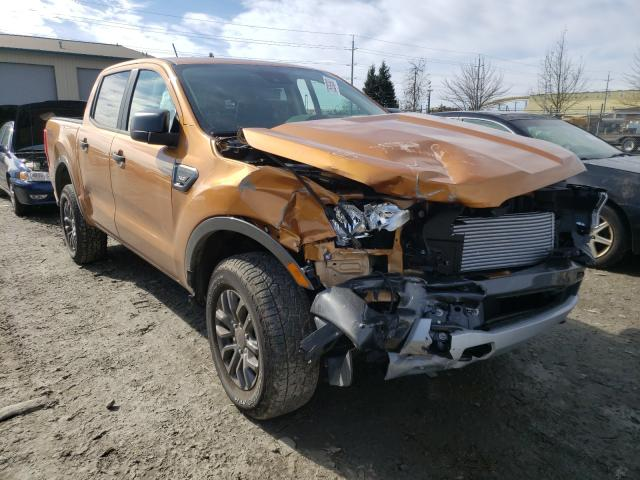 Salvage cars for sale from Copart Eugene, OR: 2020 Ford Ranger SUP