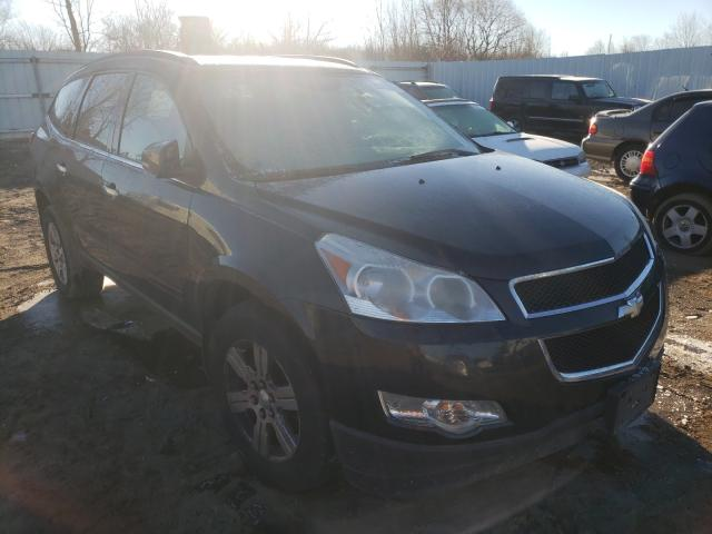 Vehiculos salvage en venta de Copart Columbia Station, OH: 2012 Chevrolet Traverse L