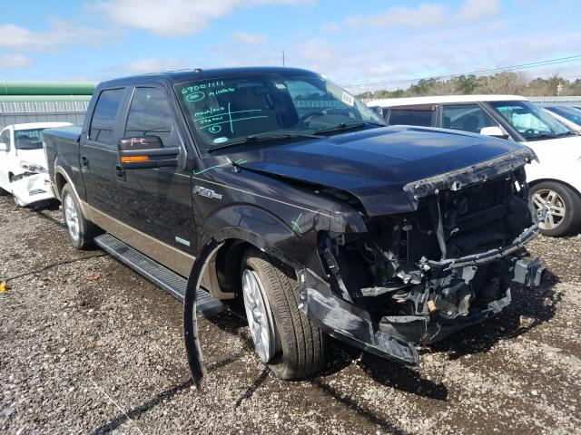 Salvage cars for sale from Copart Houston, TX: 2013 Ford F150 Super