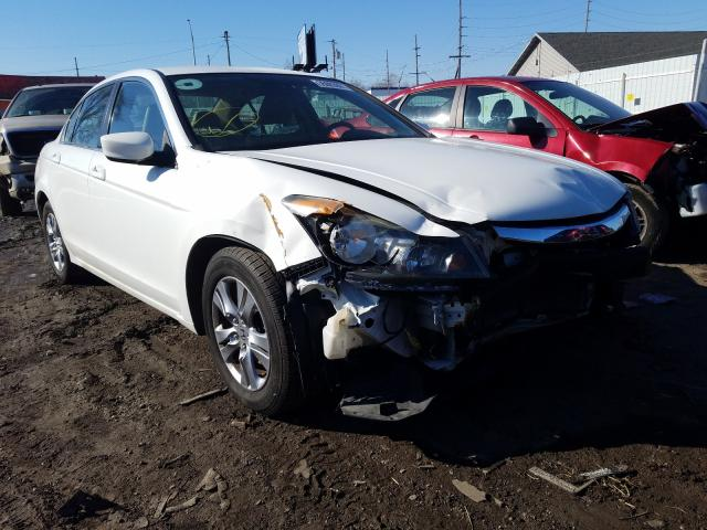 Salvage cars for sale from Copart Hammond, IN: 2012 Honda Accord SE