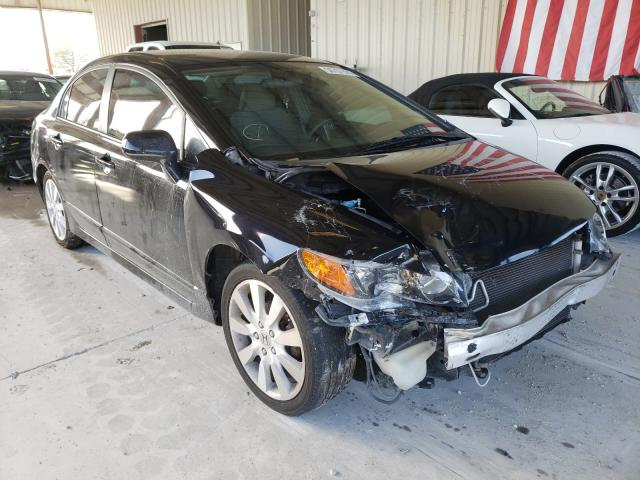 Salvage cars for sale from Copart Homestead, FL: 2008 Honda Civic LX