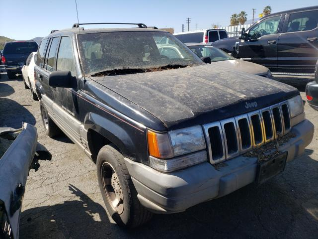 Salvage cars for sale from Copart Colton, CA: 1998 Jeep Grand Cherokee