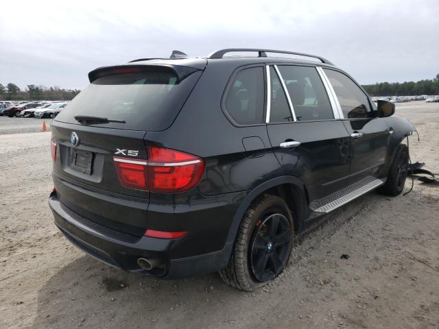 2012 BMW X5 XDRIVE3 - Right Rear View