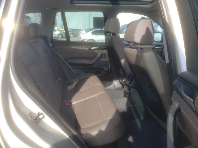 2013 BMW X3 XDRIVE2 - Interior View