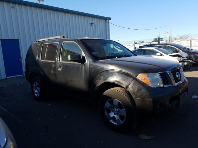 Used 2007 NISSAN PATHFINDER - Small image. Lot 35545631