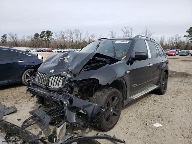 2012 BMW X5 XDRIVE3 - Left Front View
