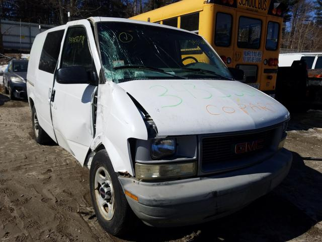 Salvage cars for sale from Copart Mendon, MA: 2005 GMC Safari XT