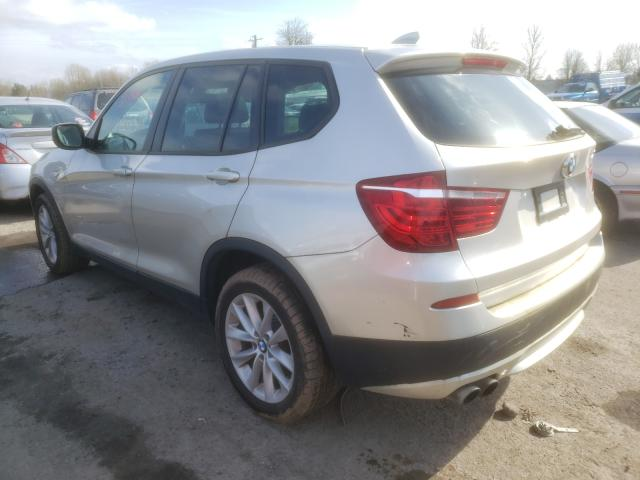 2013 BMW X3 XDRIVE2 - Right Front View
