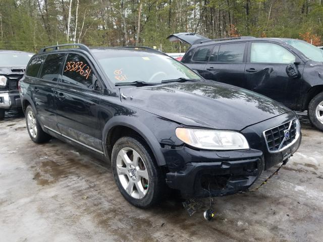 Salvage cars for sale from Copart Lyman, ME: 2008 Volvo XC70