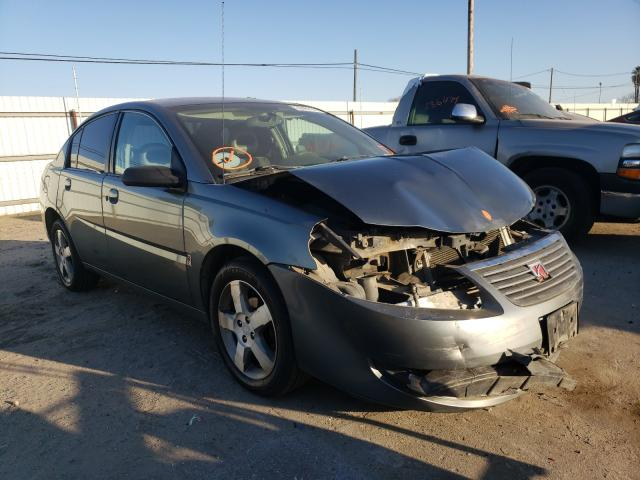 Saturn salvage cars for sale: 2007 Saturn Ion Level