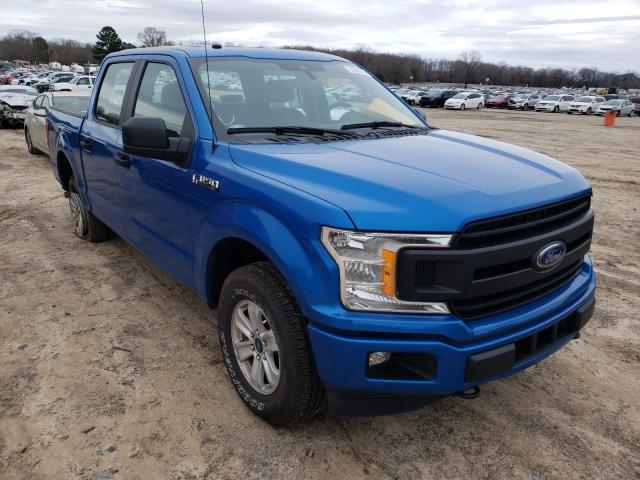 Salvage cars for sale from Copart Conway, AR: 2019 Ford F150 Super