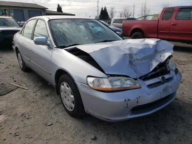 Salvage cars for sale from Copart Eugene, OR: 1998 Honda Accord LX
