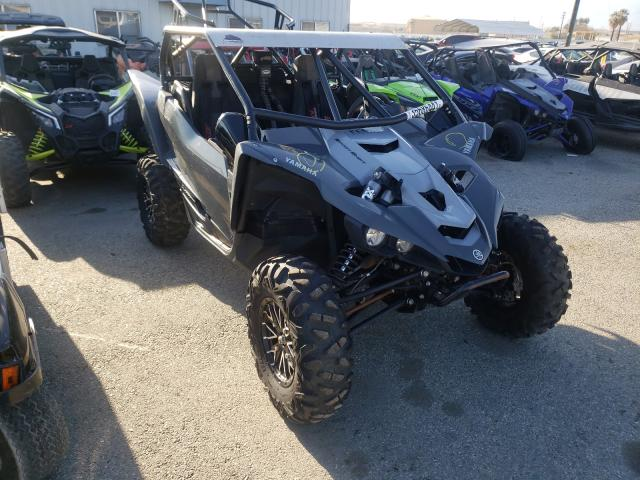 Salvage cars for sale from Copart Colton, CA: 2019 Yamaha YXZ1000