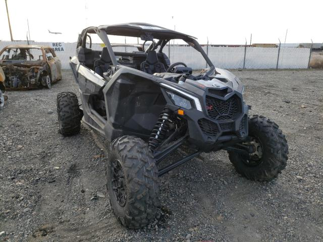 Salvage cars for sale from Copart Pasco, WA: 2021 Can-Am Maverick