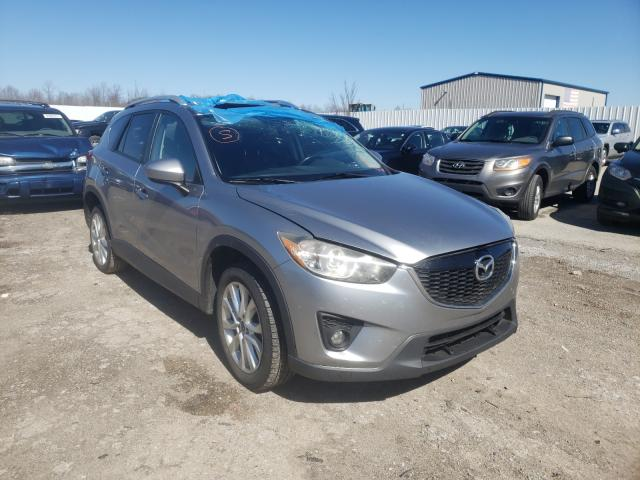 Mazda salvage cars for sale: 2013 Mazda CX-5 GT