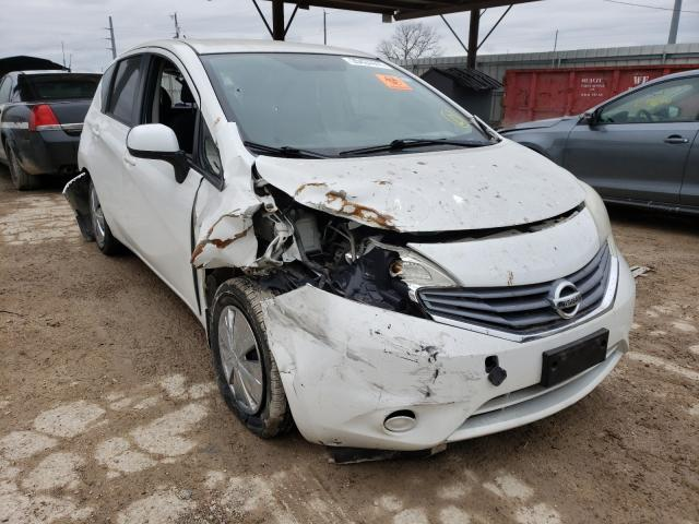 Salvage cars for sale from Copart Temple, TX: 2014 Nissan Versa Note