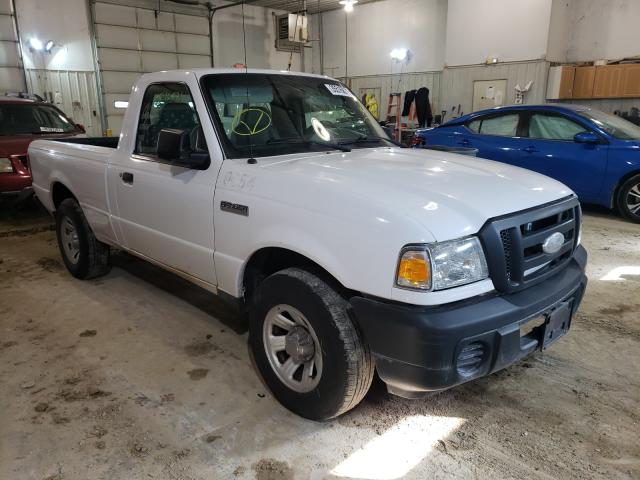 Salvage cars for sale from Copart Columbia, MO: 2008 Ford Ranger