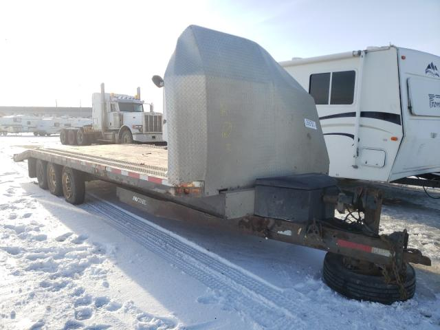 Salvage cars for sale from Copart Nisku, AB: 2013 Other Trailer