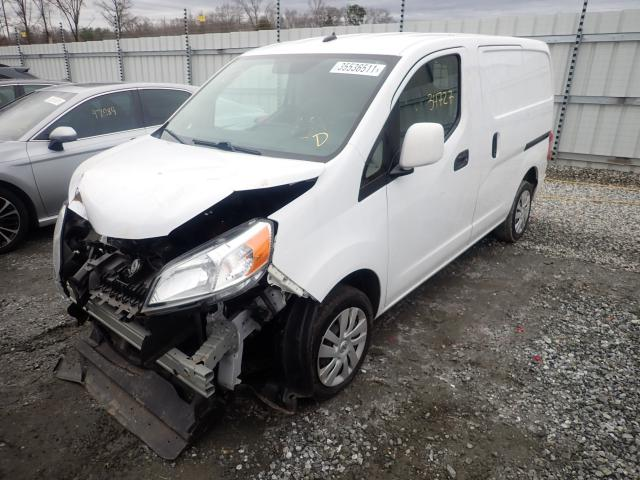 2018 NISSAN NV200 2.5S - Left Front View