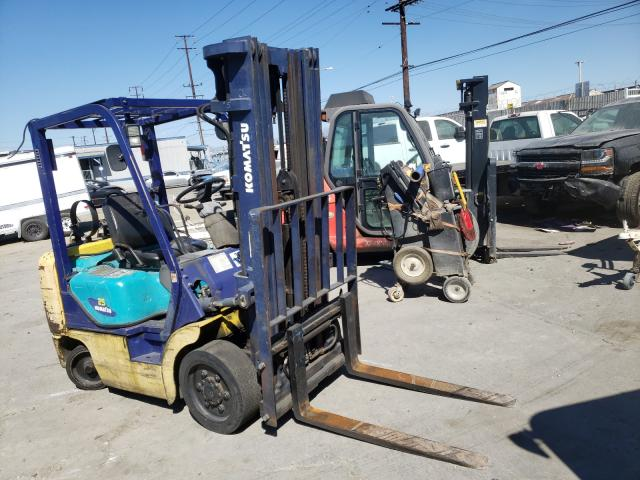 2001 Komatsu Forklift for sale in Los Angeles, CA