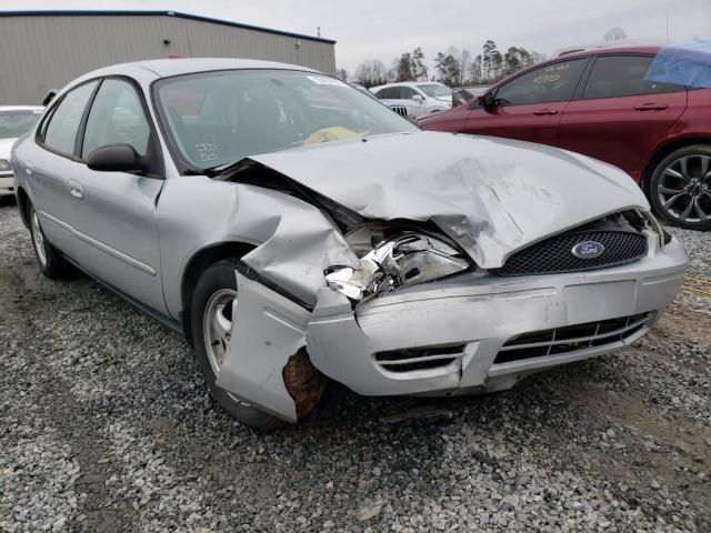 Salvage cars for sale from Copart Spartanburg, SC: 2006 Ford Taurus SE