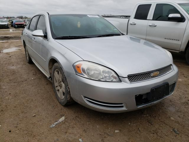 Salvage cars for sale from Copart Temple, TX: 2012 Chevrolet Impala LT