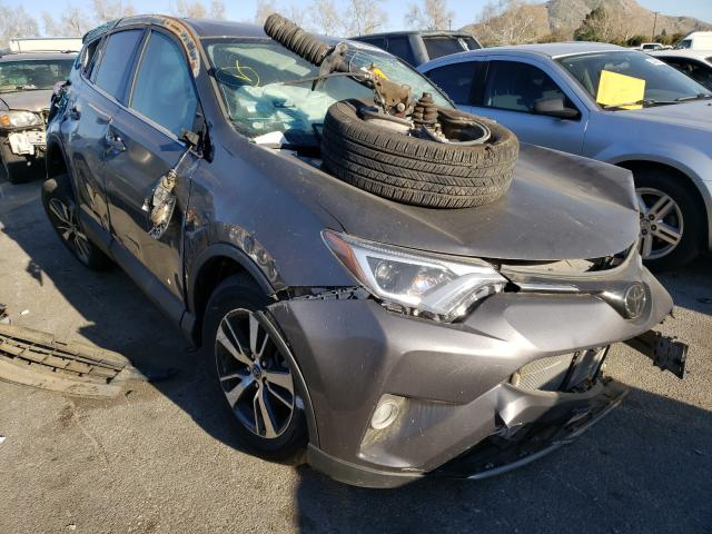 Salvage cars for sale from Copart Colton, CA: 2018 Toyota Rav4 Adven