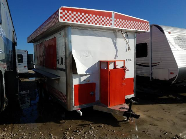 Alloy Trailer Trailer salvage cars for sale: 2019 Alloy Trailer Trailer