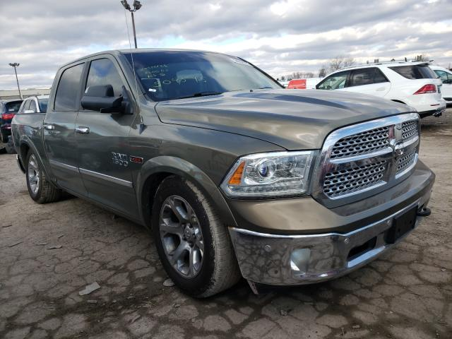 Salvage cars for sale from Copart Indianapolis, IN: 2015 Dodge 1500 Laram