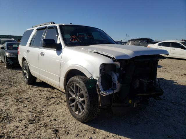 Salvage cars for sale from Copart Kansas City, KS: 2017 Ford Expedition