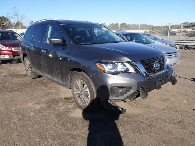 Nissan Pathfinder salvage cars for sale: 2019 Nissan Pathfinder