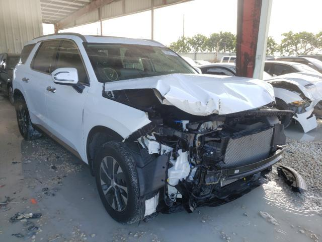 Salvage cars for sale from Copart Homestead, FL: 2020 Hyundai Palisade S