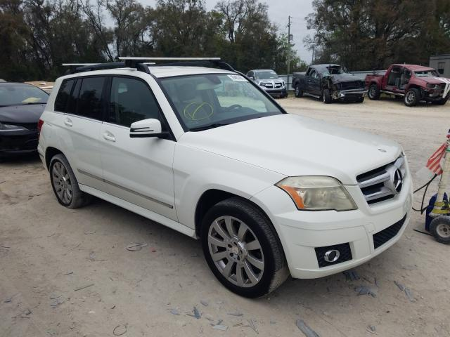Salvage cars for sale from Copart Ocala, FL: 2012 Mercedes-Benz GLK 350