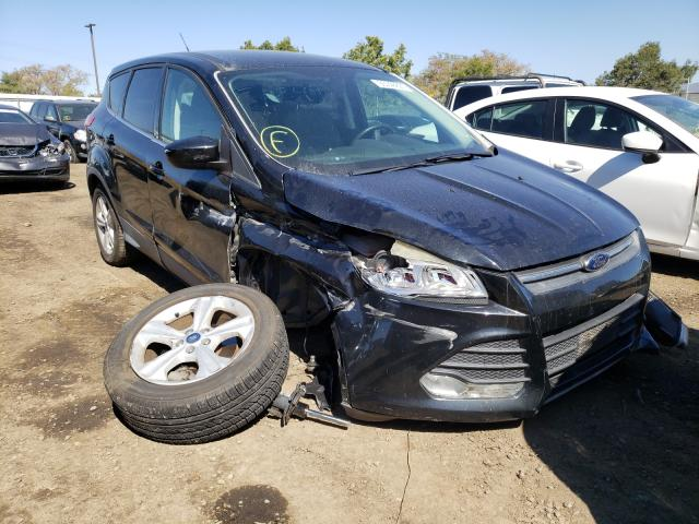 Salvage cars for sale from Copart San Diego, CA: 2014 Ford Escape SE