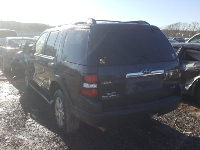 2007 FORD EXPLORER X - Right Front View