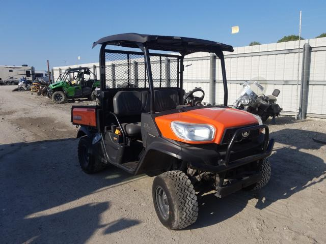 Kubota salvage cars for sale: 2018 Kubota RTV X900