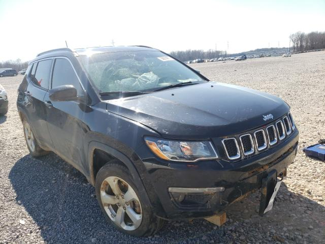 Salvage cars for sale from Copart Memphis, TN: 2018 Jeep Compass LA