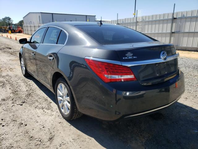 2014 BUICK LACROSSE - Right Front View