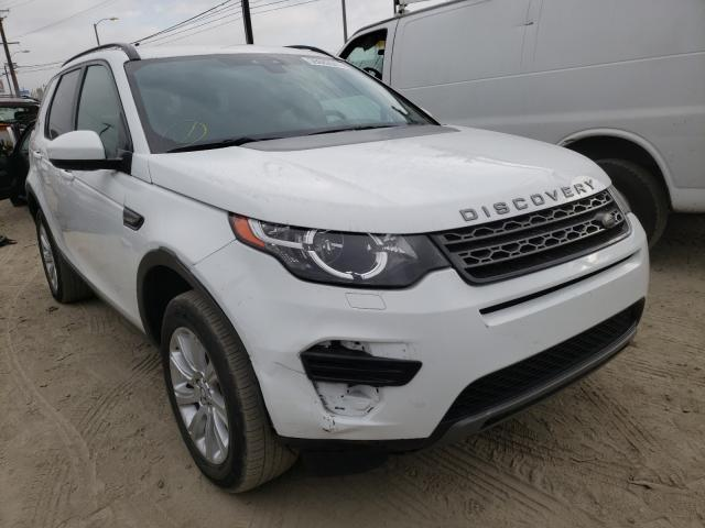 2016 LAND ROVER DISCOVERY SALCP2BG0GH587870