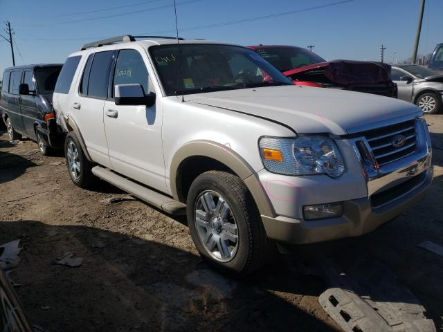 Salvage cars for sale from Copart Indianapolis, IN: 2010 Ford Explorer E
