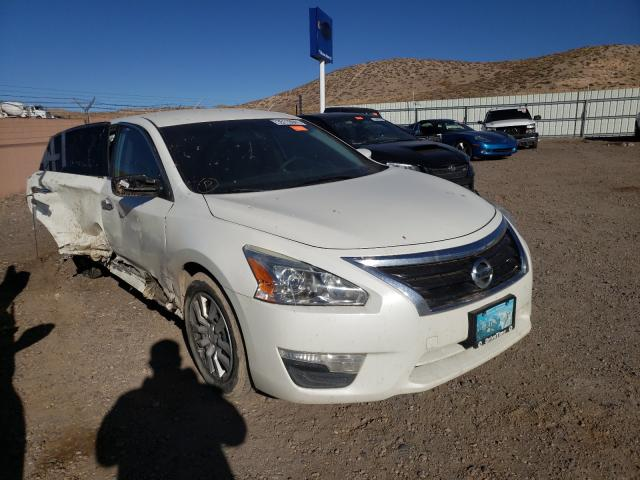 Salvage cars for sale from Copart Albuquerque, NM: 2015 Nissan Altima 2.5