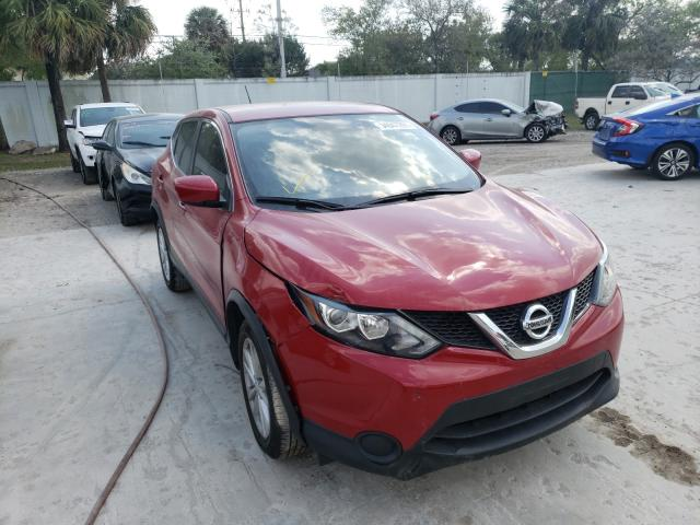 Salvage cars for sale from Copart West Palm Beach, FL: 2017 Nissan Rogue