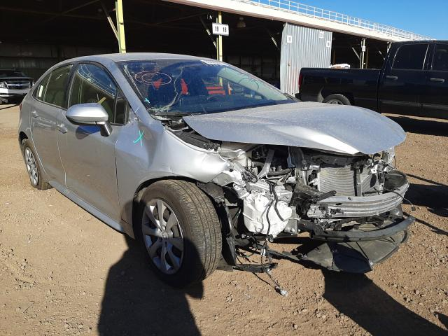 Salvage cars for sale from Copart Phoenix, AZ: 2020 Toyota Corolla LE
