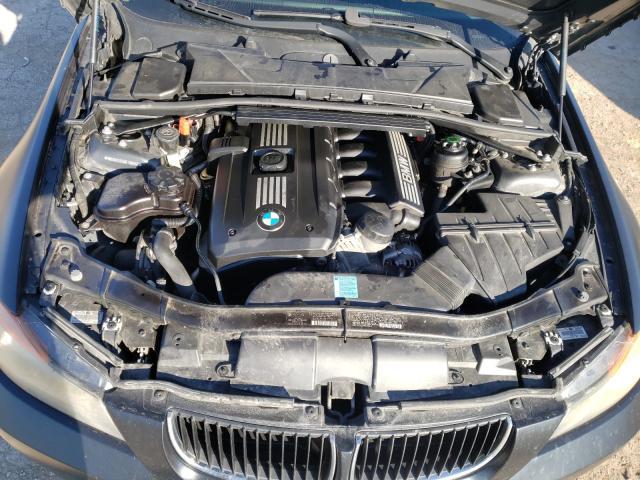 2008 BMW 328 I SULE - Interior View