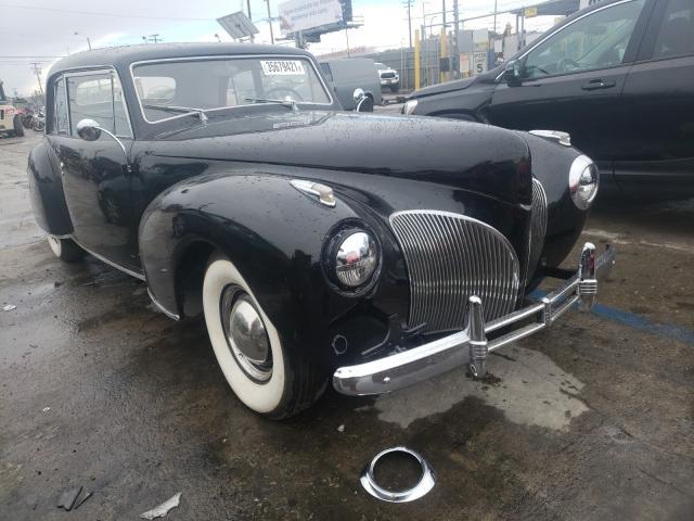 Vehiculos salvage en venta de Copart Los Angeles, CA: 1941 Lincoln Continental