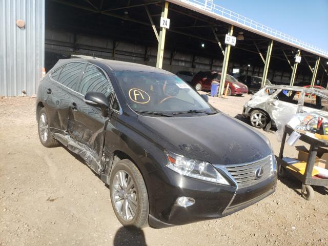 Salvage cars for sale from Copart Phoenix, AZ: 2014 Lexus RX 450