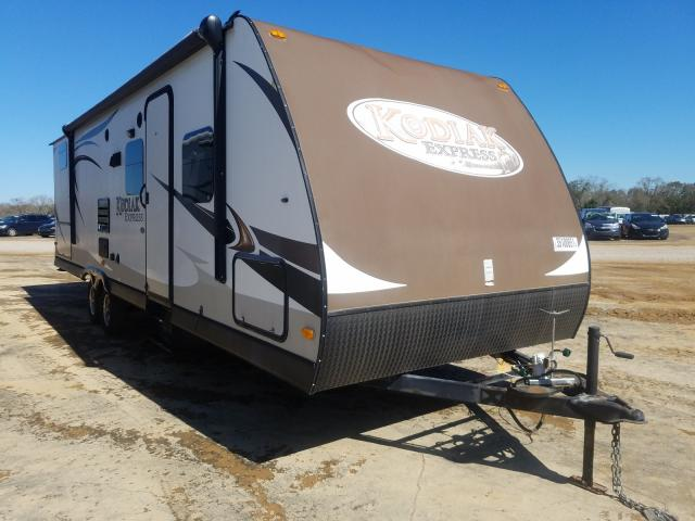 2013 Kodiak Trailer en venta en Eight Mile, AL